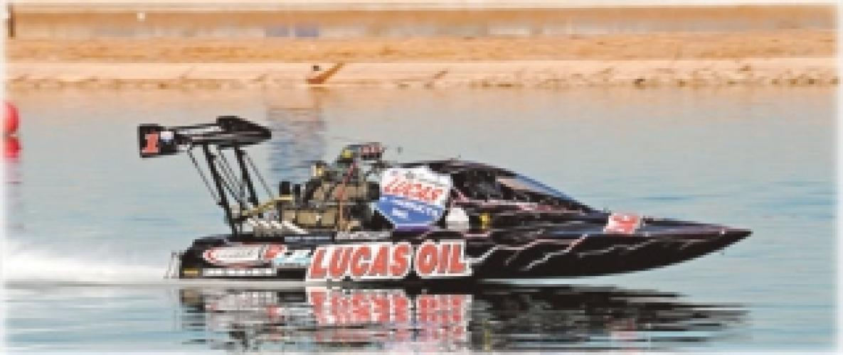 Lucas Oil Drag Boat Racing Series on CBS next episode air date poster