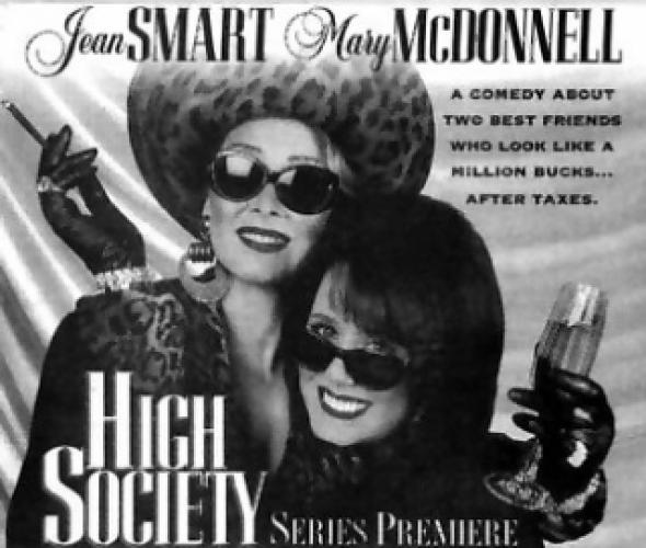 High Society (1995) next episode air date poster