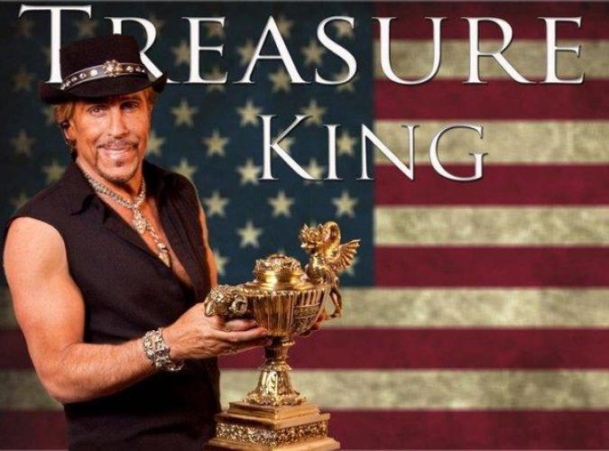 Treasure King next episode air date poster