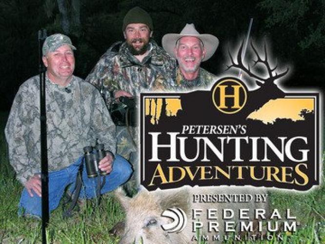Petersen's Hunting Adventures next episode air date poster