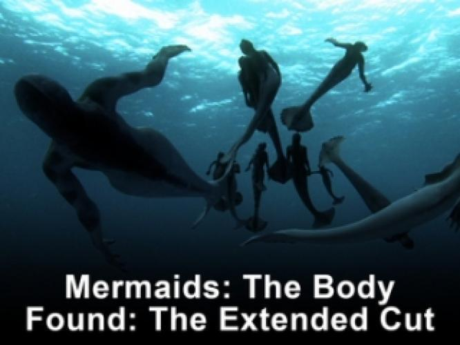 Mermaids: The Body Found: The Extended Cut next episode air date poster