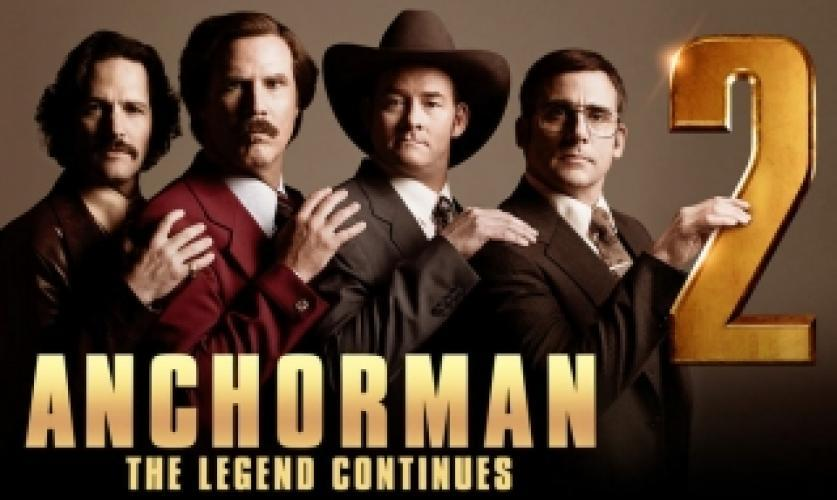 Anchorman 2: The Legend Continues next episode air date poster