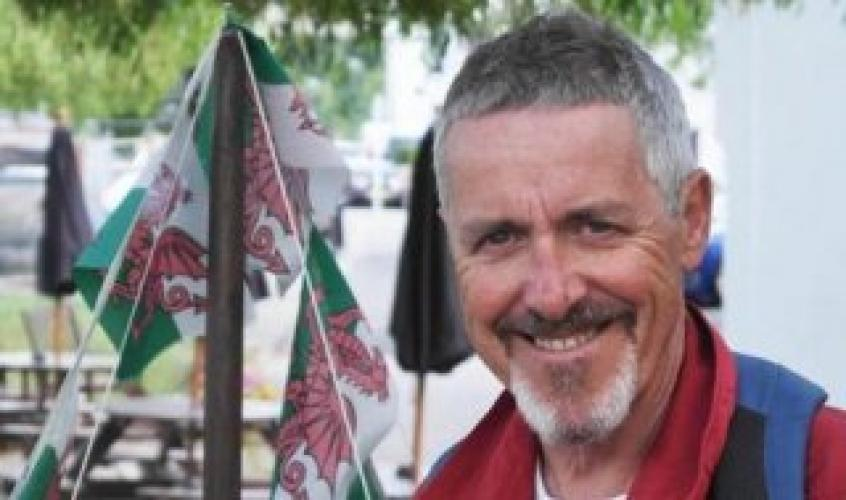 A Great Welsh Adventure with Griff Rhys Jones next episode air date poster