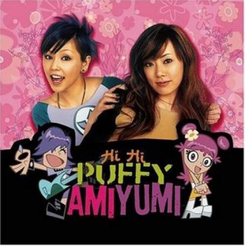 Hi Hi Puffy AmiYumi next episode air date poster