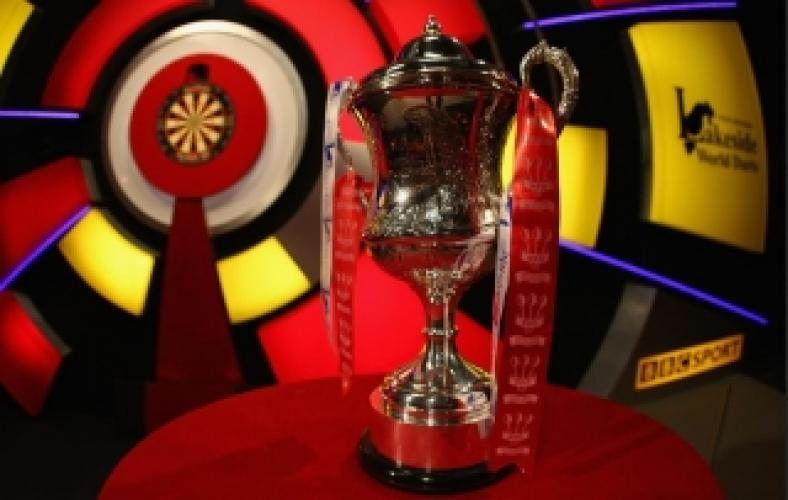 World Professional Darts Championships 2014 next episode air date poster