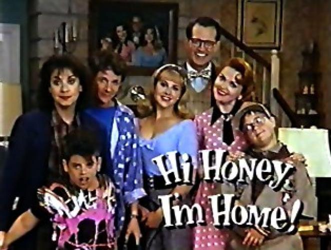 Hi Honey, I'm Home! next episode air date poster