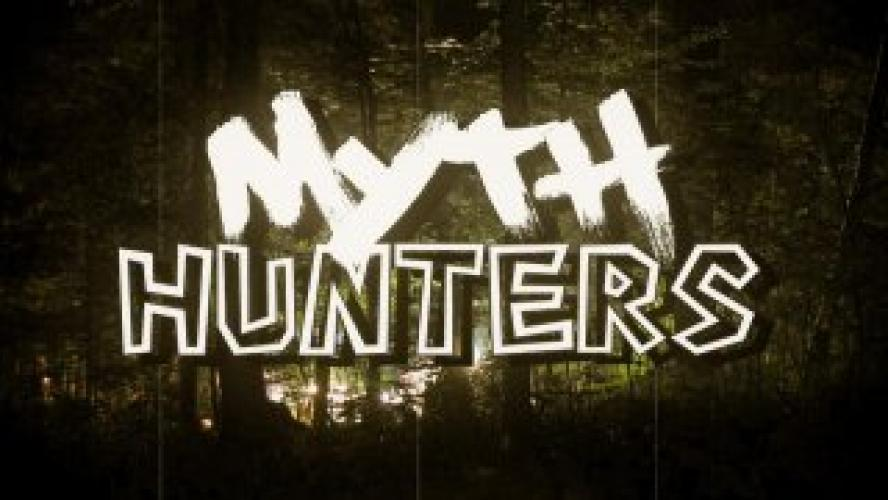 Myth Hunters next episode air date poster