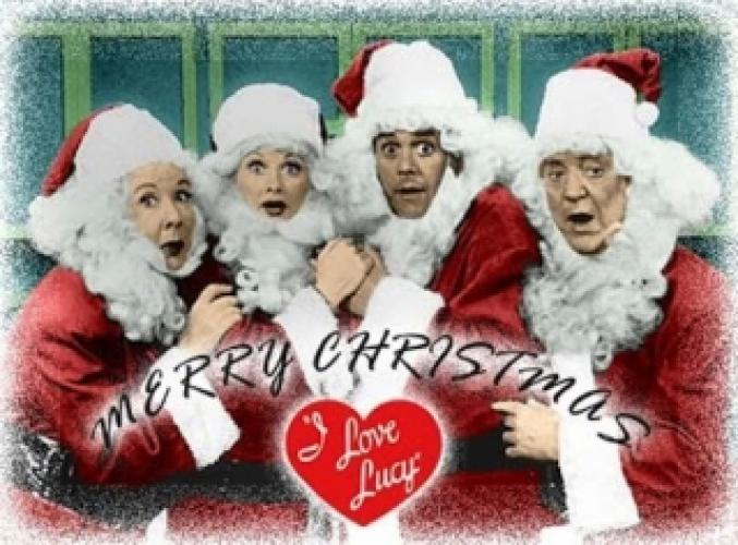 I Love Lucy Christmas Special next episode air date poster