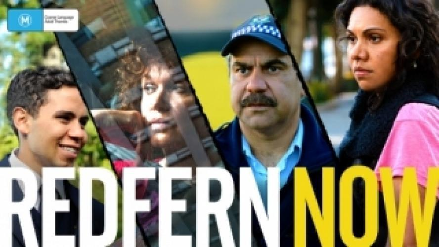 Redfern Now next episode air date poster