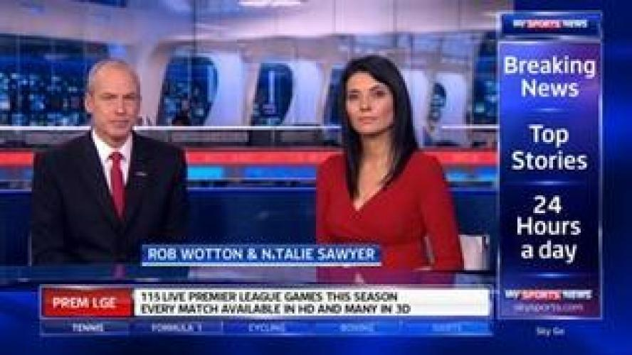 Sky Sports News at Two next episode air date poster