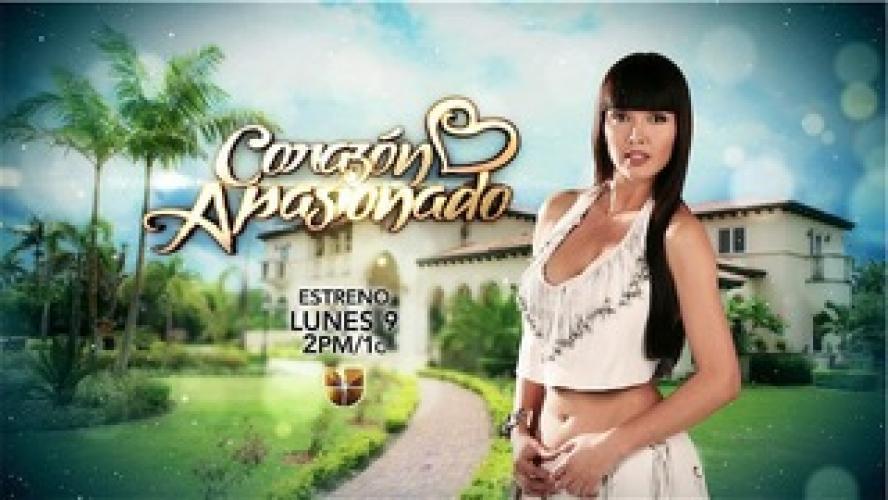 Corazón Apasionado next episode air date poster