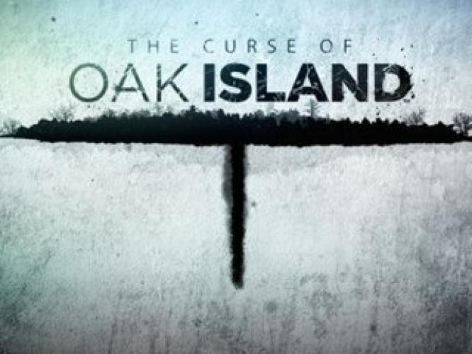 The Curse of Oak Island next episode air date poster