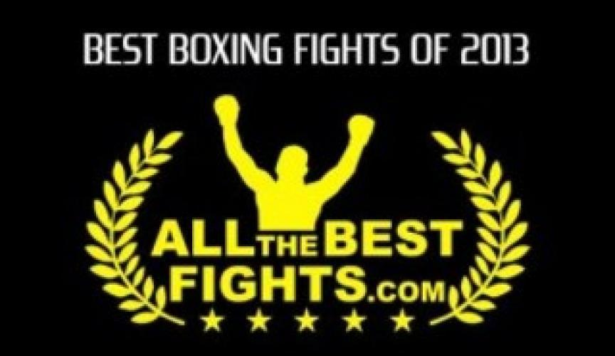 Boxing's Best of 2013 next episode air date poster
