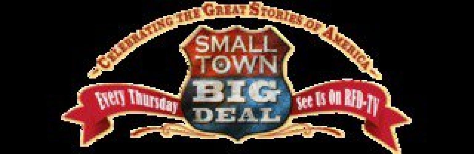 Small Town Big Deal next episode air date poster