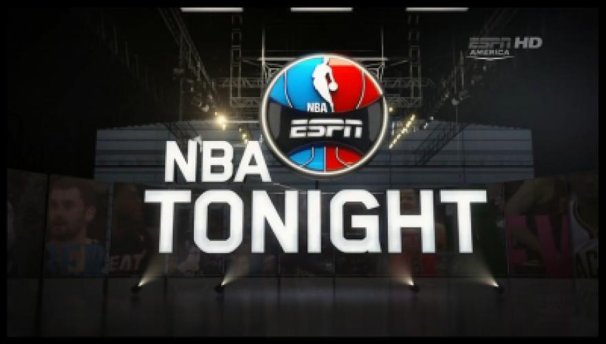NBA Tonight next episode air date poster