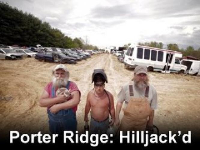 Porter Ridge: Hilljack'd next episode air date poster