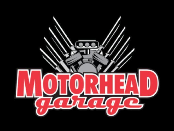 Motorhead Garage next episode air date poster