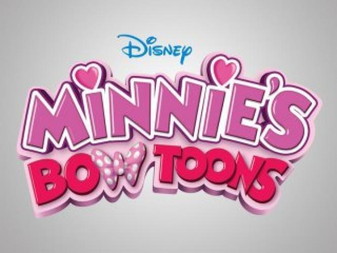 Minnie's Bow-Toons next episode air date poster