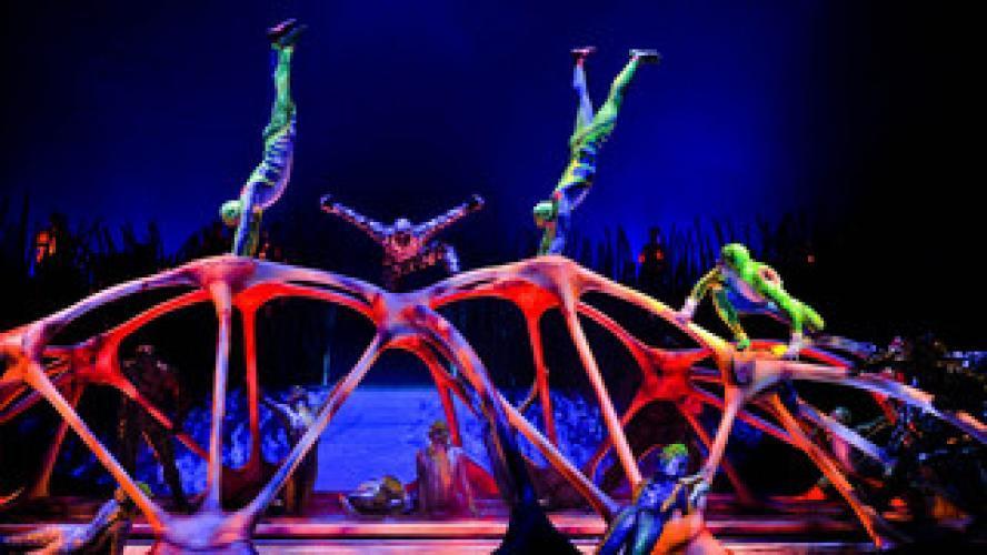 Cirque du Soleil next episode air date poster