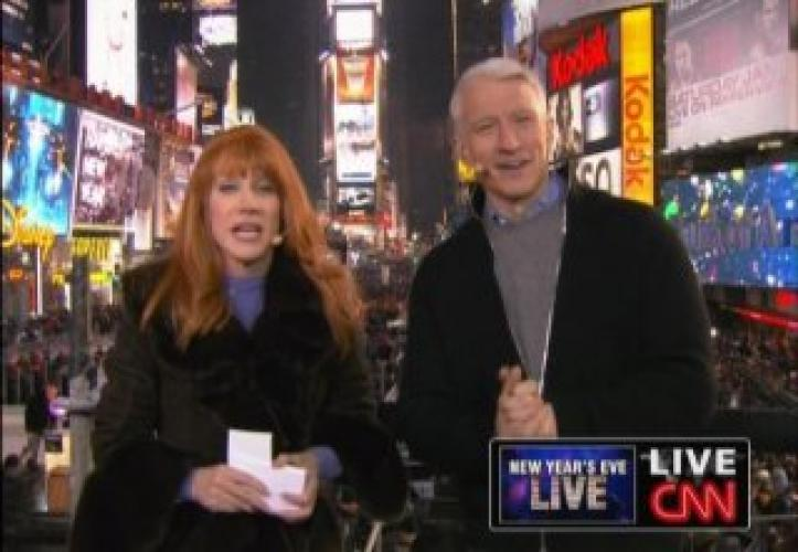 CNN's New Year's Eve Live next episode air date poster
