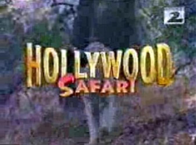 Hollywood Safari next episode air date poster