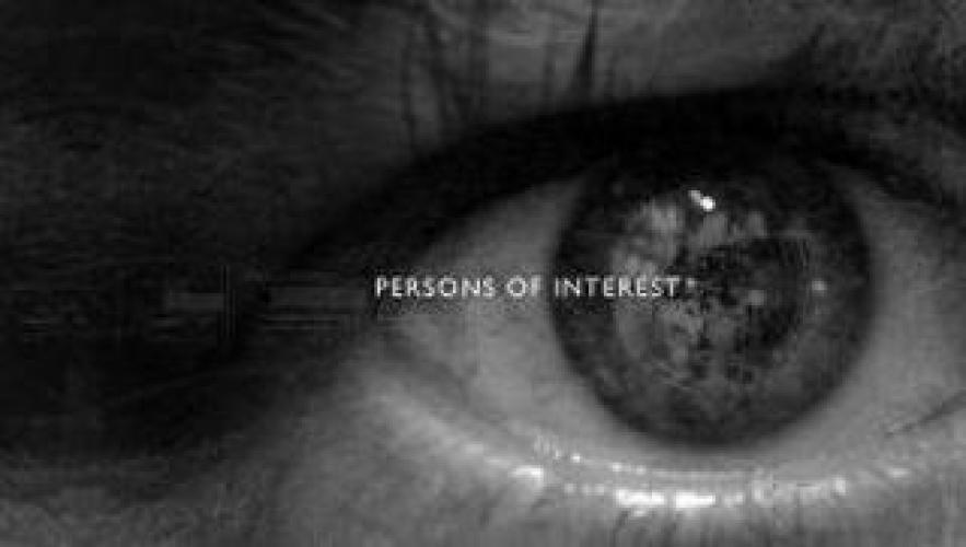 Persons Of Interest next episode air date poster