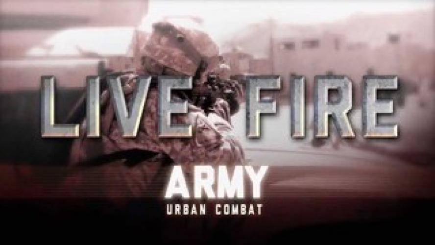 Live Fire next episode air date poster