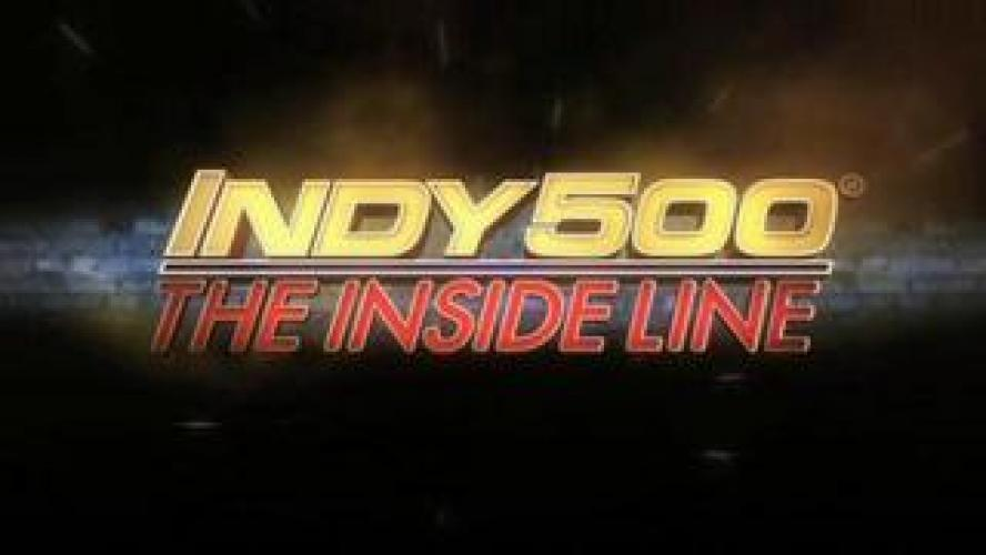 Indy 500: The Inside Line next episode air date poster