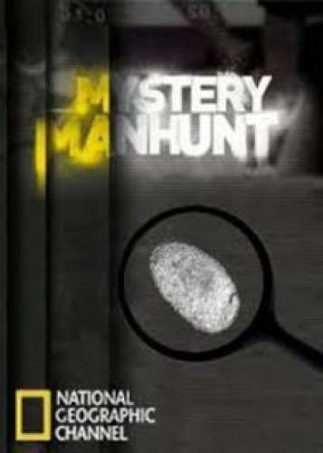 Mystery Manhunt next episode air date poster