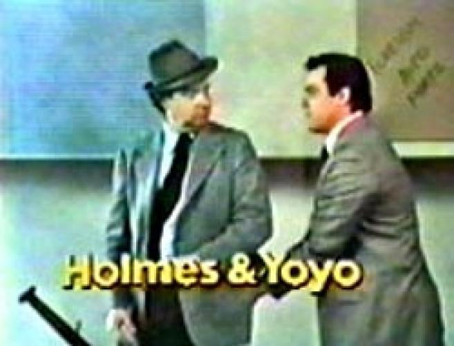 Holmes and Yoyo next episode air date poster