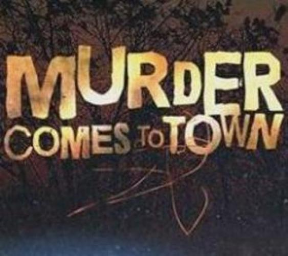 Murder Comes to Town next episode air date poster
