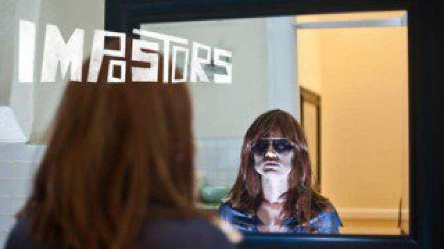Impostors next episode air date poster