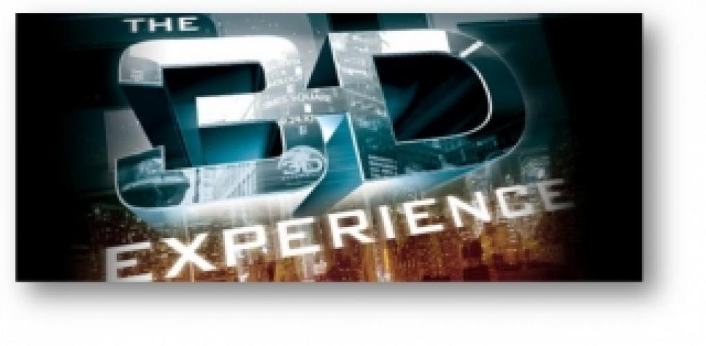 Experience 3D next episode air date poster