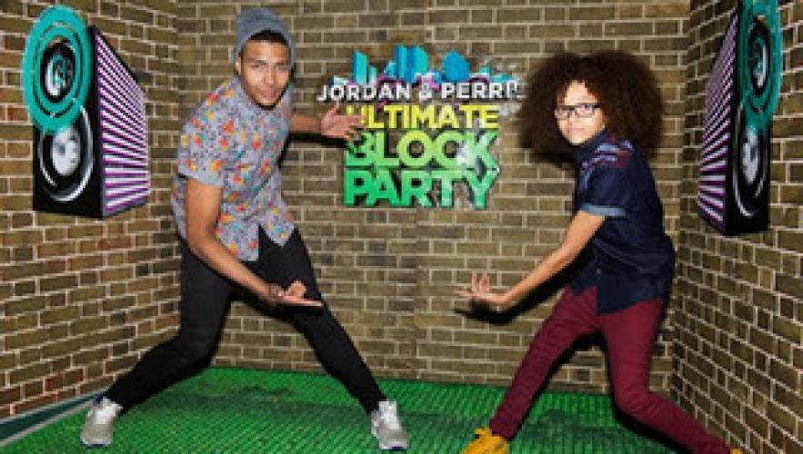 Jordan & Perri's Ultimate Block Party next episode air date poster