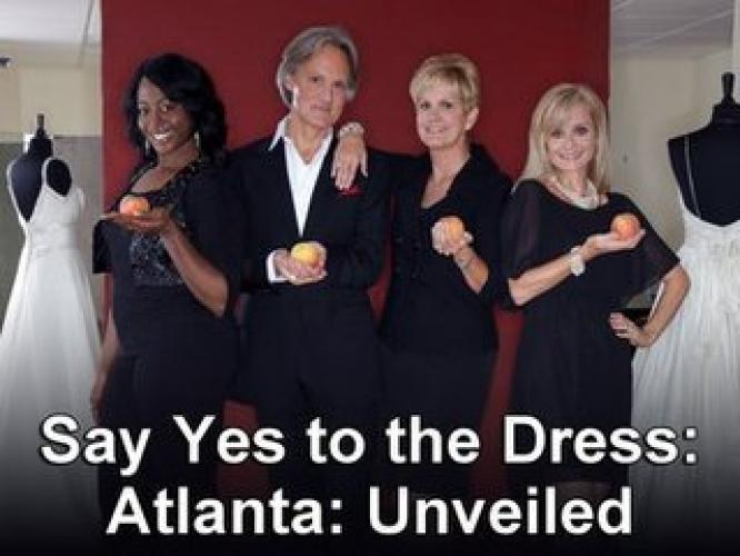 Say Yes to the Dress: Atlanta: Unveiled next episode air date poster