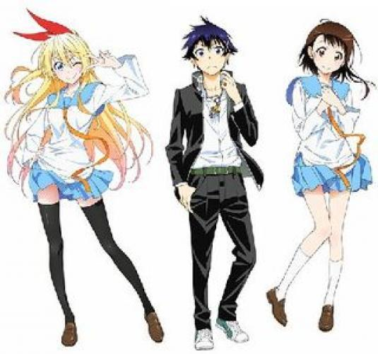 Nisekoi next episode air date poster