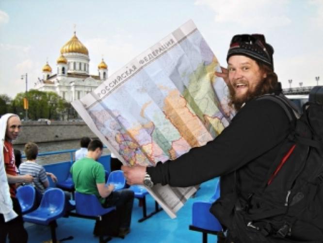 Venäjän halki 30 päivässä next episode air date poster