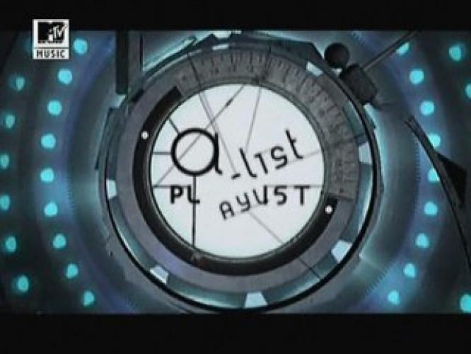 A-List Playlist next episode air date poster
