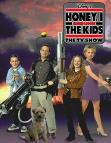 Honey, I Shrunk the Kids: The TV Show next episode air date poster