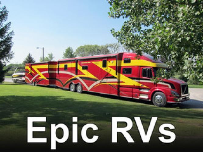 Epic RVs next episode air date poster