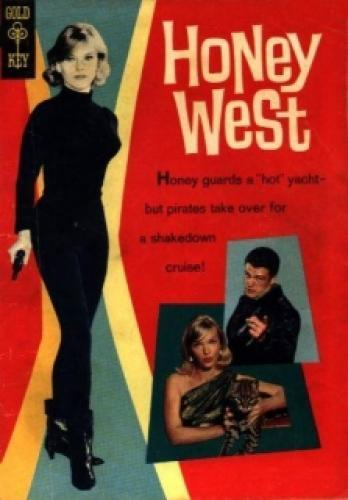 Honey West next episode air date poster