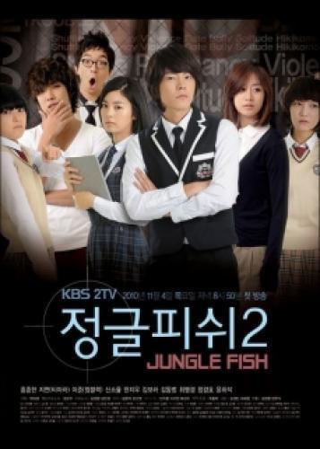 Jungle Fish 2 next episode air date poster
