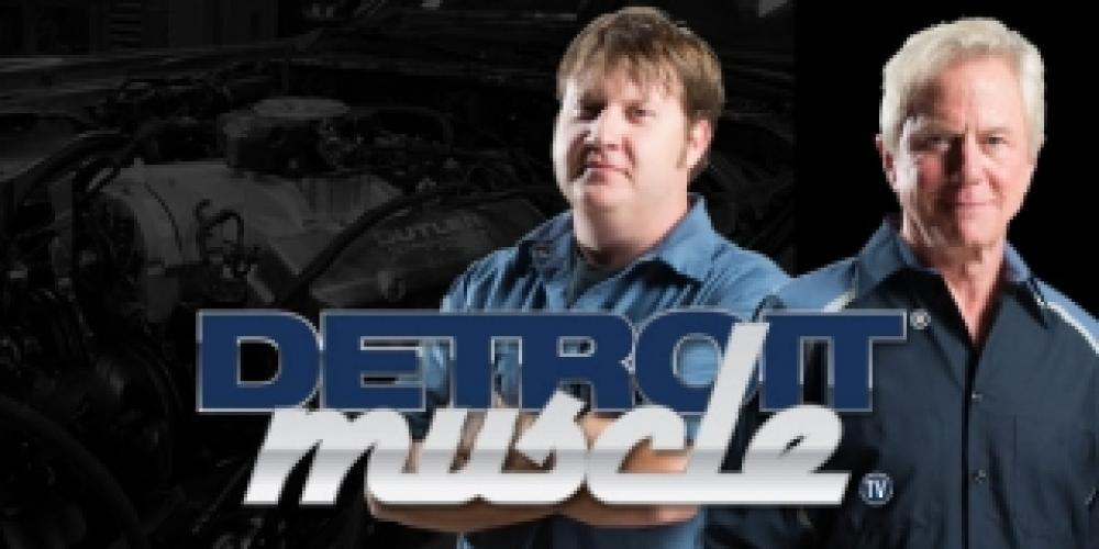 PowerNation: Detroit Muscle next episode air date poster