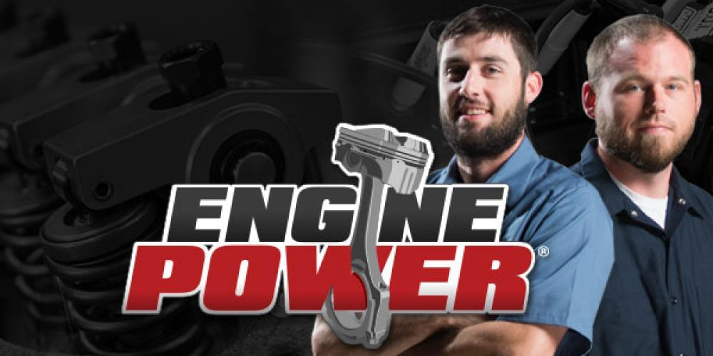 PowerNation: Engine Power next episode air date poster