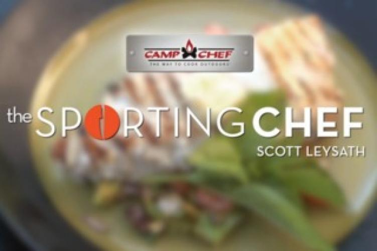 The Sporting Chef next episode air date poster