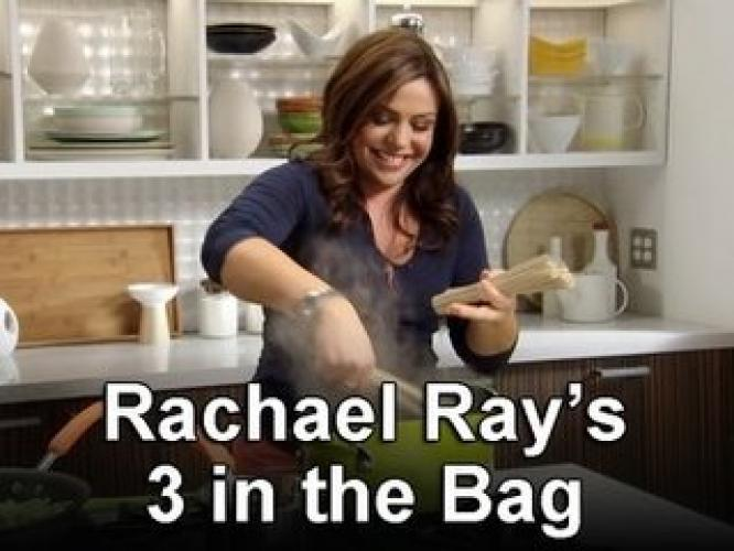 Rachael Ray's 3 in the Bag next episode air date poster