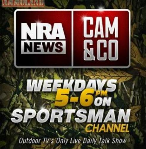 NRA News Cam & Co next episode air date poster