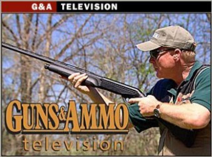 Guns & Ammo next episode air date poster