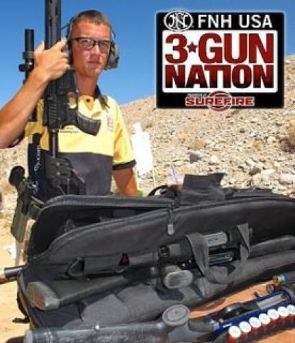 3-Gun Nation next episode air date poster