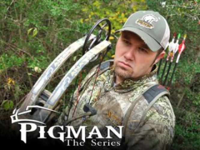 Pigman: The Series next episode air date poster